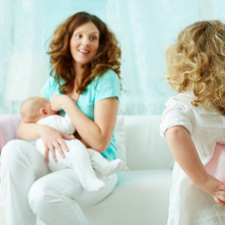 how to breastfeed baby