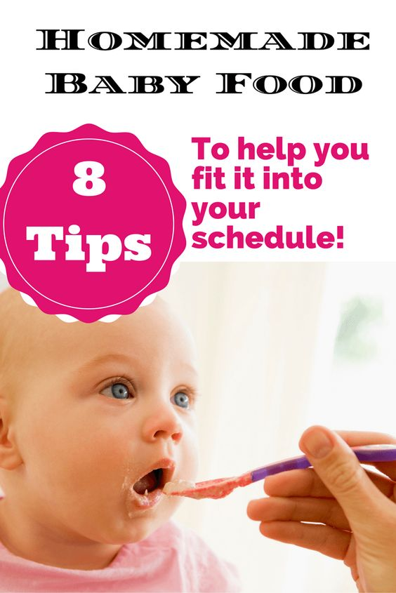 Finally! Tips on how to make baby food quickly and easily! Includes homemade baby food storage, making homemade baby food, homemade baby food recipe, freezing homemade baby food