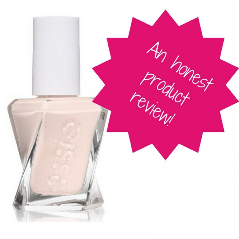 essie gel couture product review at home gel nail polish