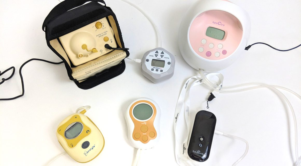 Best Breast Pump Comparison Post – Which Breast pump is best for you?