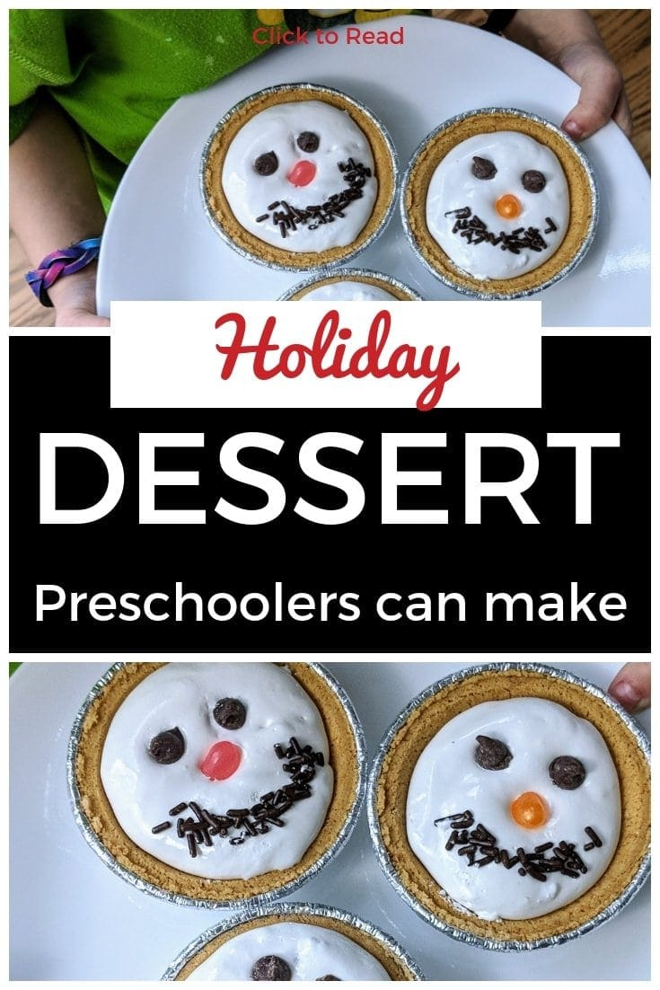 Easy holiday dessert recipe! Fun easy sweet treat for kids to make this holiday!